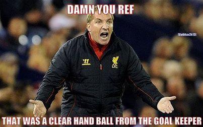 Lý do thất bại của Liverpool là thủ môn đội bạn đã chơi bóng bằng tay?
