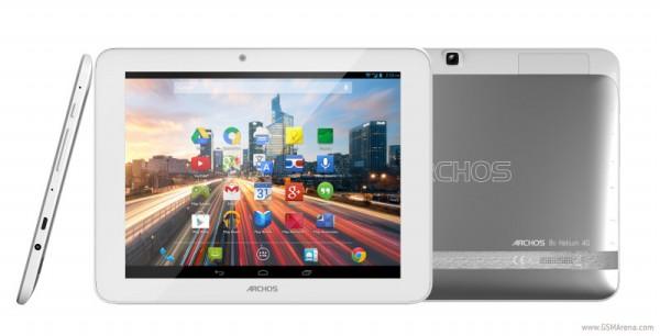 Archos ra mắt ba điện thoại và một máy tính bảng trước thềm MWC