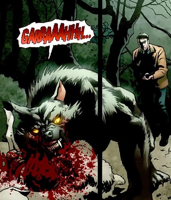 """Sinh vật """"nửa người nửa sói"""" gây kinh hãi thập niên 90 6"""