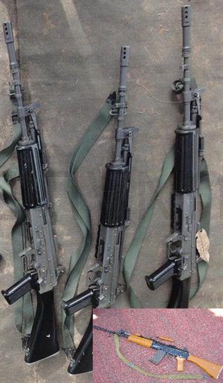 Tờ CNJ của Trung Quốc cho rằng, súng trường INSAS 1B1 được xem là phiên bản mới nhất của dòng súng trường nội địa INSAS của Ấn Độ được thiết kế với sự lai tạo từ ưu điểm của nhiều loại súng trường tấn công trên thế giới, nhưng điều đó không đồng nghĩa với việc súng trường tấn công của Ấn Độ có ưu thế vượt trội hơn so với súng Trung Quốc, và thiết kế của INSAS có nhiều điểm đã thực sự lỗi thời.