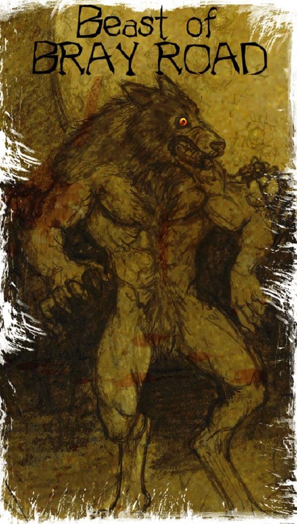 """Sinh vật """"nửa người nửa sói"""" gây kinh hãi thập niên 90 7"""