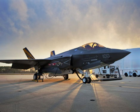 Tiêm kích F-35