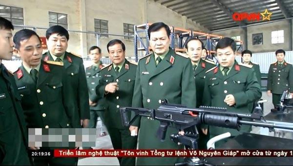 IMI Galil là người kế tục xứng đáng vai trò của AK-47 trong quân đội Việt Nam.