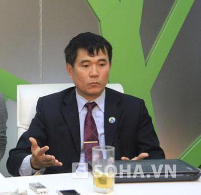 Luật sư Trương Quốc Hòe, trưởng Văn phòng luật sư Interla, Đoàn luật sư Hà Nội.