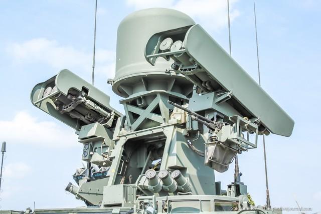 Tổ hợp có khả năng phát hiện các máy bay chiến đấu ở khoảng cách 14 km, phát hiện trực thăng ở khoảng cách 8 km và tiêu diệt mục tiêu cách vị trí triển khai 5 km.