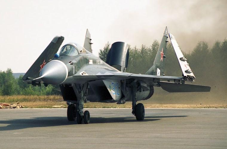 Tiêm kích MiG-29K.