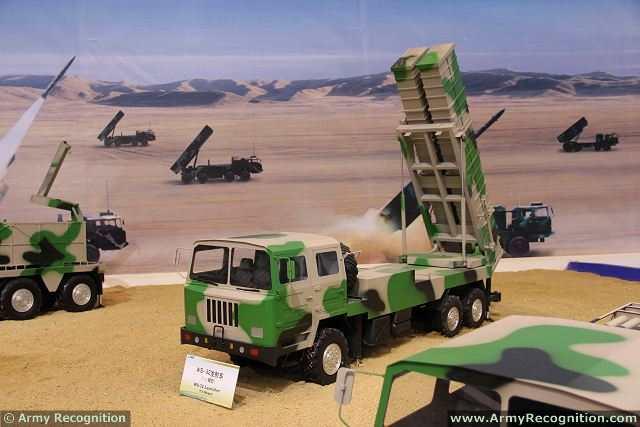 Hệ thống pháo phản lực WS-32.