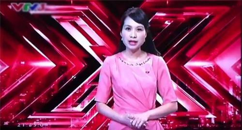 MC Mỹ Lan thay mặt VTV xin lỗi khán giả.
