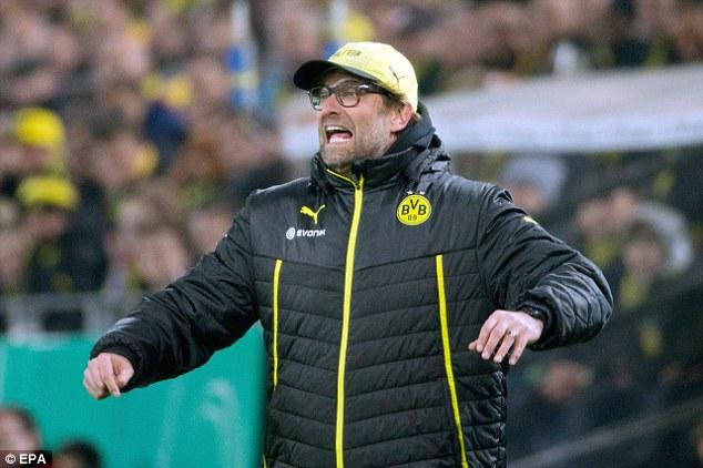 Jurgen Klopp sẽ tới Man United?