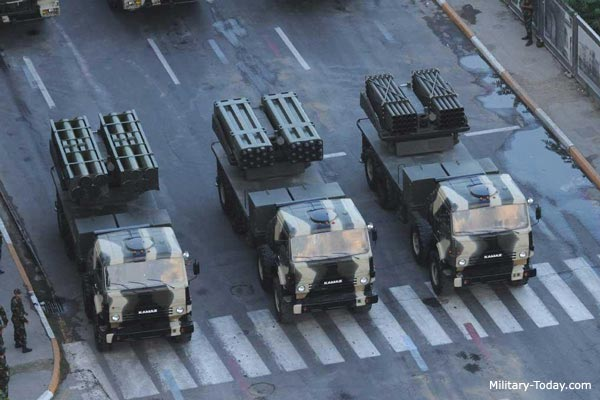 Pháo phản lực bắn loạt Lynx là một giải pháp hữu hiệu để nâng tầm tác chiến cho pháo binh Việt Nam.