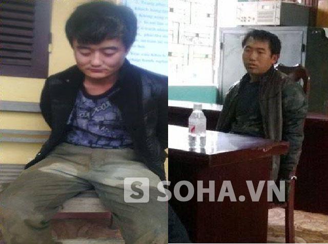 Hiện 2 đối tượng đang được giam giữ tại UBND xã Bắc La, huyện Văn Lãng, tỉnh Lạng Sơn.