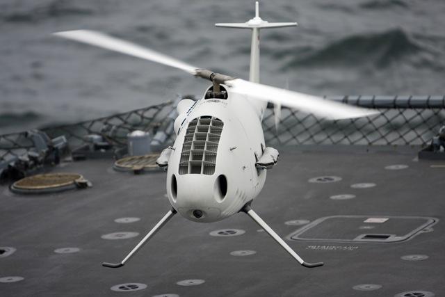 Đặc biệt, trong năm 2013 công ty Schiebel đã thử nghiệm Camcopter S-100 cùng radar giám sát I-Master của Thales (Thales là tập đoàn cung cấp các thiết bị radar điều khiển cho tàu chiến SIGMA 9814 của Việt Nam).