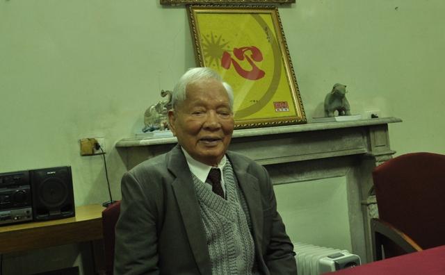 Đại tướng Lê Đức Anh - nguyên Chủ tịch nước Cộng hòa XHCN Việt Nam (Ảnh: Tuấn Nam)