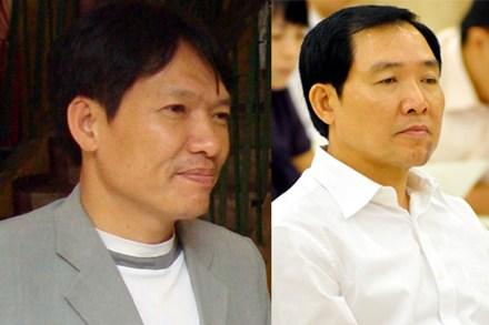 Anh em Dương Tự Trọng khi còn đương chức