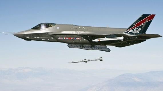 F-35 chủ yếu sử dụng cho mục đích tấn công mặt đất, không phải chiếm ưu thế trên không.