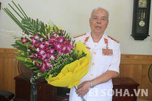 Thiếu tướng Mai Năng, anh hùng lực lượng vũ trang, nguyên Tư lệnh binh chủng Đặc công huyền thoại