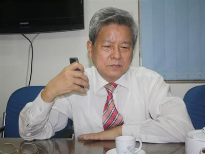 Ông Kim Quốc Hoa.