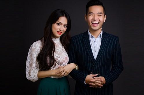 Hương Giang Idol và Hồng Phước.