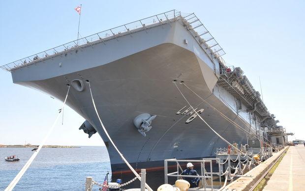 Sắp tới, sau chu trình kiểm tra và đánh giá khắt khe, con tàu sẽ khởi hành từ Mississippi, qua Nam Mỹ để về cảng nhà ở San Diego. Tàu đổ bộ LHA 6 dự kiến được đưa vào biên chế Hải quân Mỹ cuối năm nay.