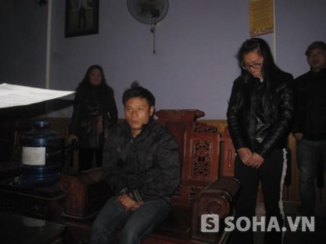 Đối tượng Nguyễn Hữu Bằng bị bắt ngay tại Hà Tĩnh vì được cho là có liên liên quan đến vụ án