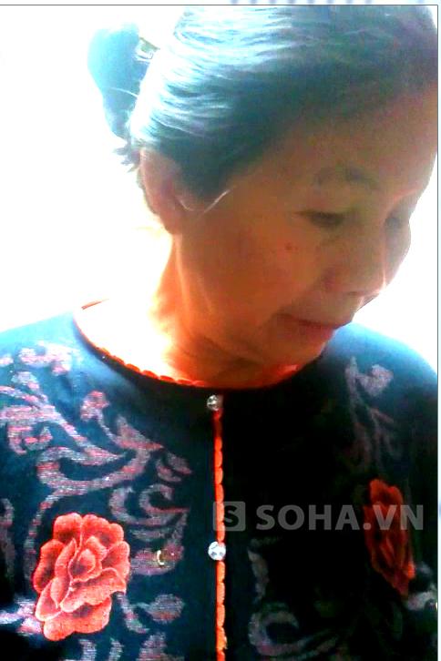 Bệnh tình của bà Nguyễn Thị Yến đã thuyên giảm rất nhiều.