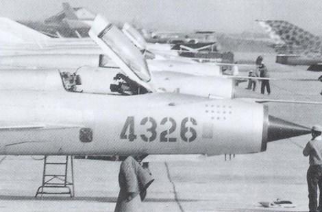 Tiêm kích MiG-21 của Không quân Nhân dân Việt Nam