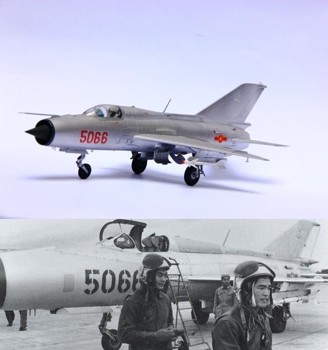 MiG-21 số hiệu 5066