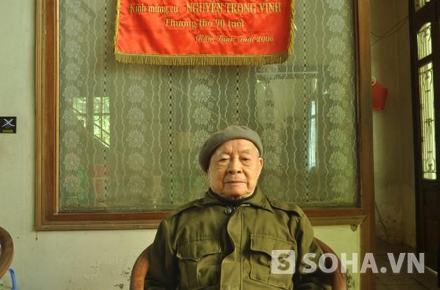 Thiếu tướng Nguyễn Trọng Vĩnh (Ảnh: Tuấn Nam)