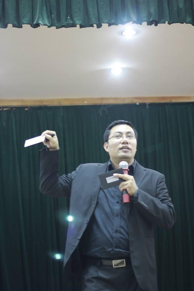 Ông Nguyễn Đình Thành, Giám đốc Tư vấn chiến lược truyền thông công ty Le Bros