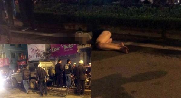 Vụ tai nạn kinh hoàng xảy ra tại Xã Đàn.