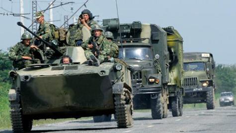 Quân đội Nga tại Gruzia năm 2008