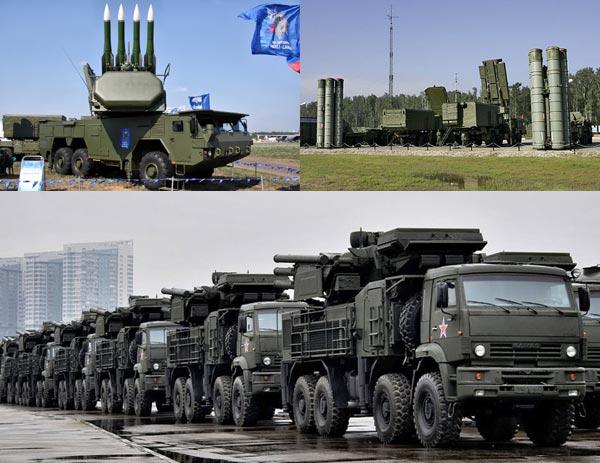Buk-M2E, Pantsir-S1, S-400 Triumf là những hệ thống vũ khí có thể hóa giải bài toán đánh chặn tên lửa của Việt Nam.