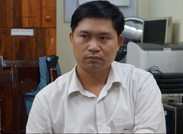 Bị can Nguyễn Mạnh Tường, Giám đốc trung tâm thẩm mỹ viện Cát Tường.