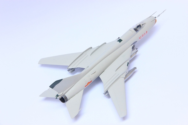 Máy bay Su-22M3 số hiệu 5814
