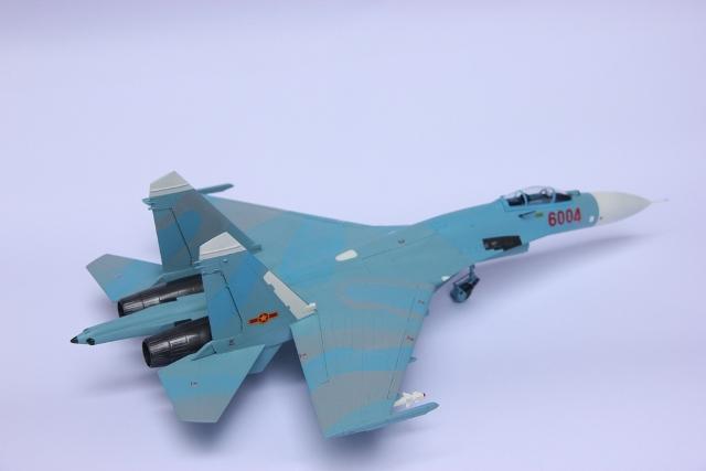 Su-27SK số hiệu 6004