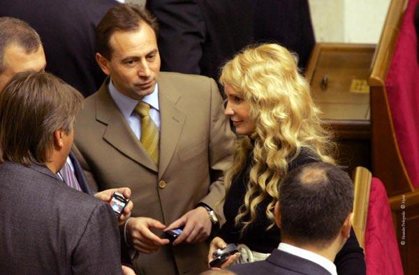 Bà Tymoshenko đã từng khiến dư luận vô cùng thích thú khi để kiểu tóc xoã tham dự một cuộc họp cấp cao.