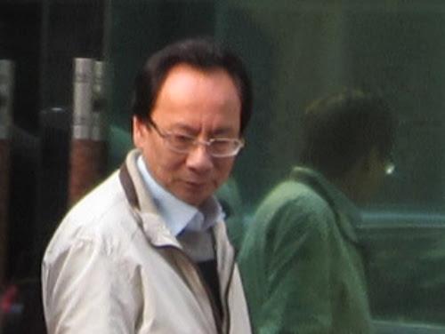 Ông Hồ Văn Hải - nguyên Tổng Giám đốc Công ty CP Cồn Rượu Hà Nội.