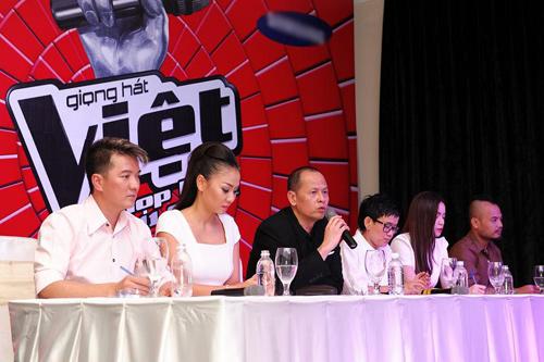 The Voice - con cưng của Cát Tiên Sa và cũng là chương trình nhiều thị phi nhất làng gameshow.