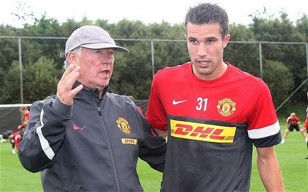 Persie đã không gia nhập Man United nếu biết Sir Alex về hưu sớm vậy