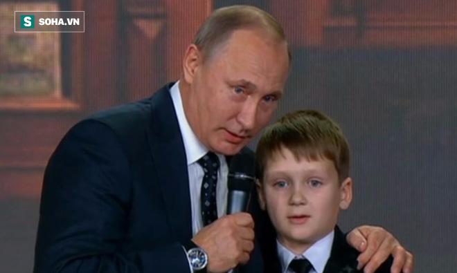 Màn nói đùa lạnh người: Tổng thống Putin khiến phương Tây sợ hãi - Ảnh 1.