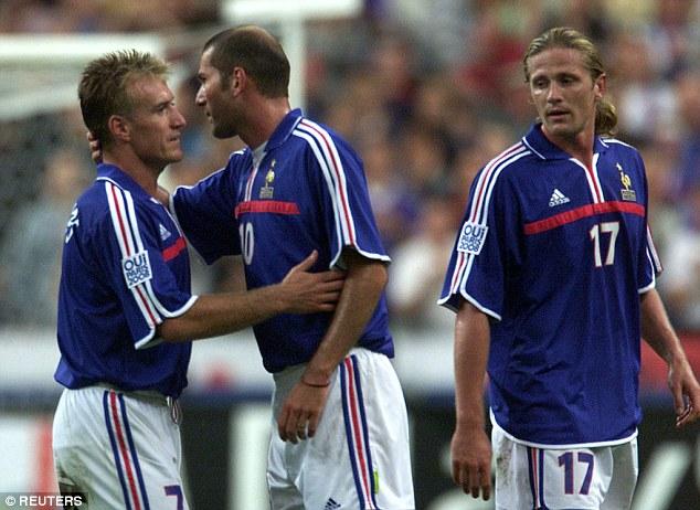Deschamps là định mệnh của đội tuyển Pháp - Ảnh 2.