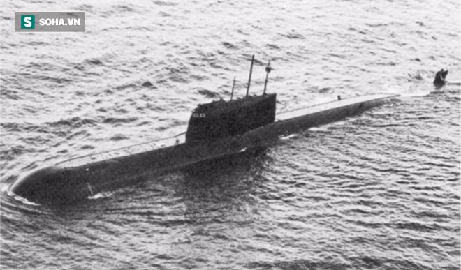 Bí mật thảm họa tàu ngầm kinh hoàng nhất trong lịch sử Liên Xô - Ảnh 1.