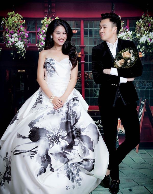 Dương Triệu Vũ, Ngọc Thanh Tâm bất ngờ tung ảnh cưới lãng mạn - Ảnh 1.
