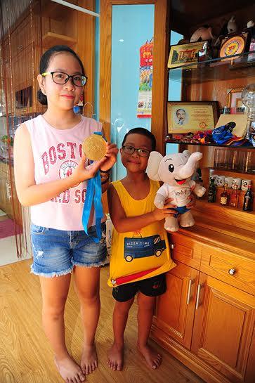 Bánh mỳ cay, CLB nước chè và hạnh phúc của Hoàng Xuân Vinh - Ảnh 1.