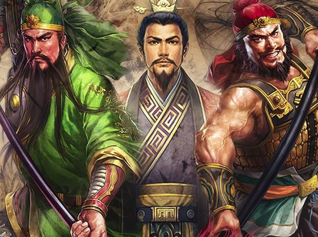 Ác mộng ngoại hình khiến Lưu Bị cả đời... ôm hận - Ảnh 3.