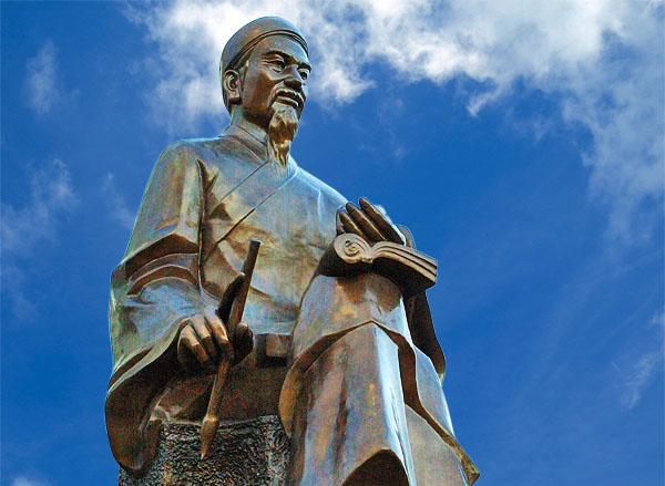 Vị quân sư đức cao vọng trọng 3 lần được vua Quang Trung viết chiếu cầu hiền! - Ảnh 1.
