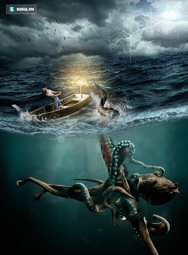 Đây là con thủy quái đáng sợ nhất nơi đáy đại dương tăm tối - Ảnh 1.