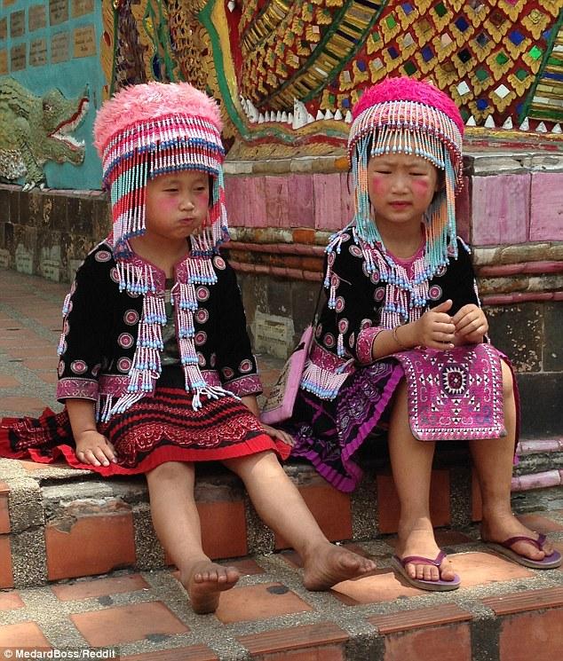 Không thể tin đạo chích nhí ở Thái Lan lại tinh vi đến mức này - Ảnh 2.