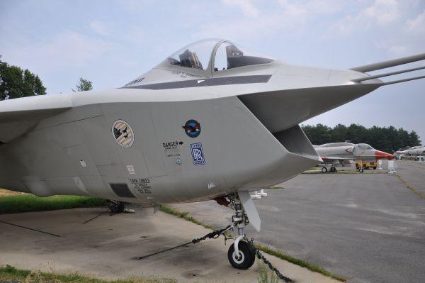 10 chiến đấu cơ gây tiếc nuối nhất của Không quân Mỹ - Ảnh 10.