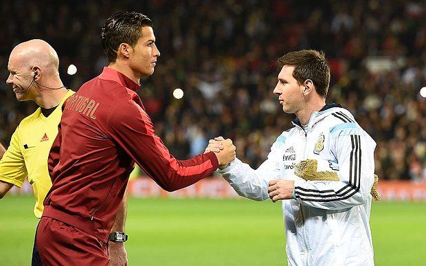 Messi gửi mật thư, cùng Ronaldo dàn xếp Euro 2016 - Ảnh 2.